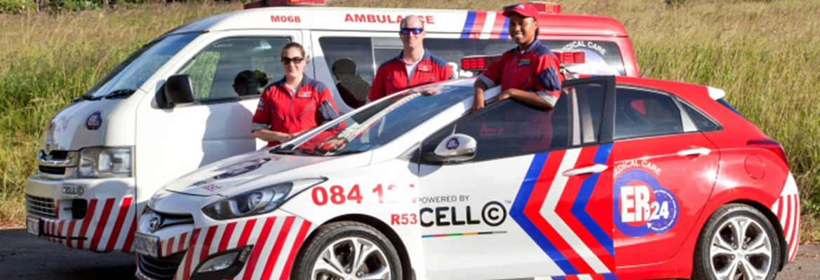 ER24 Partnership Announcement